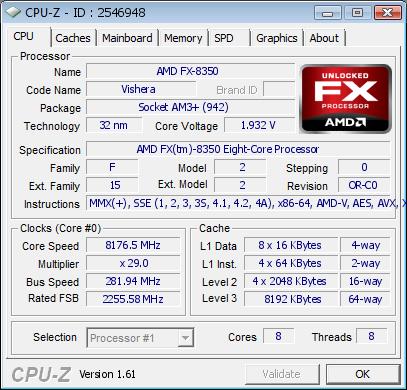 NAMEGT Takes AMD