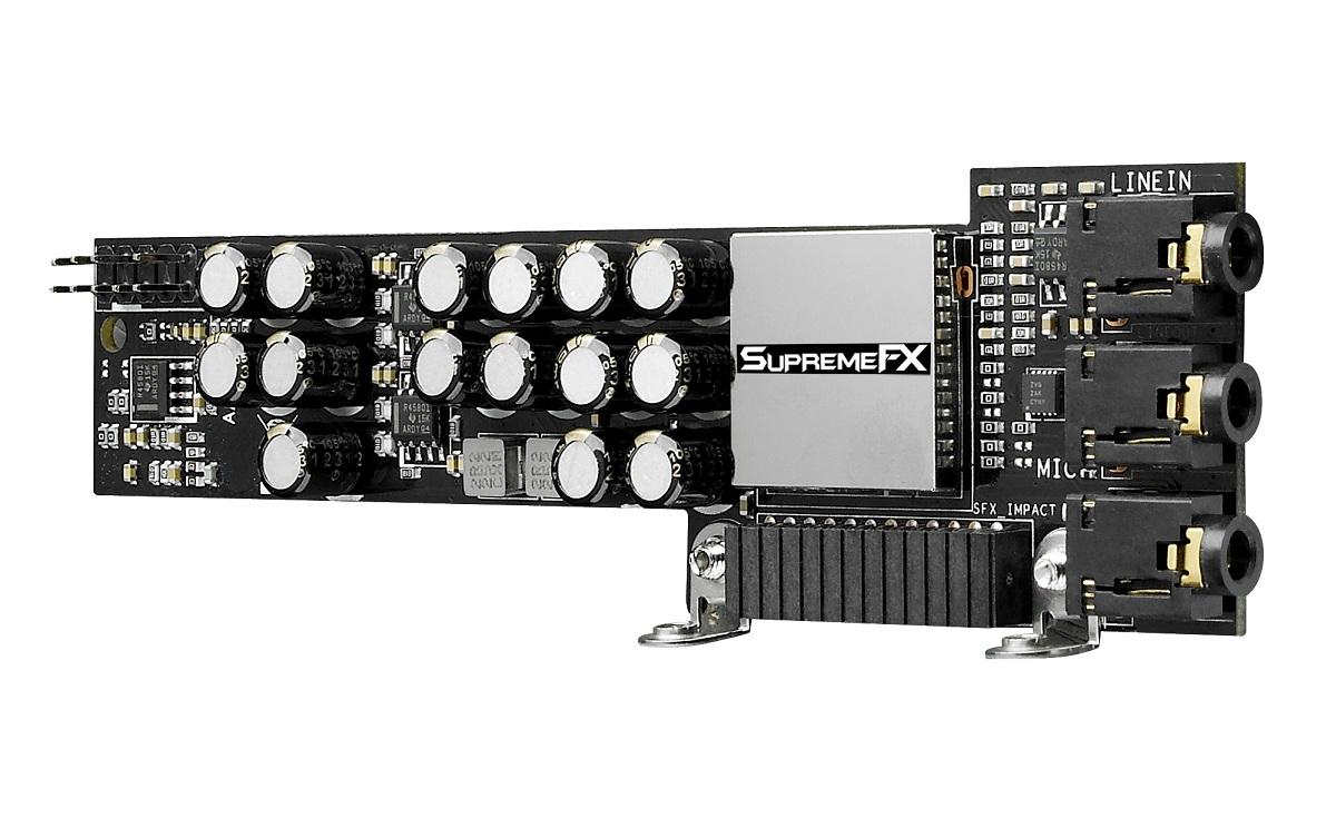 ASUS ROG Introduces Maximus VI Impact Mini-ITX Gaming