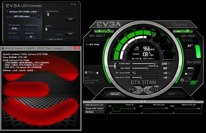 evga precision x software free download
