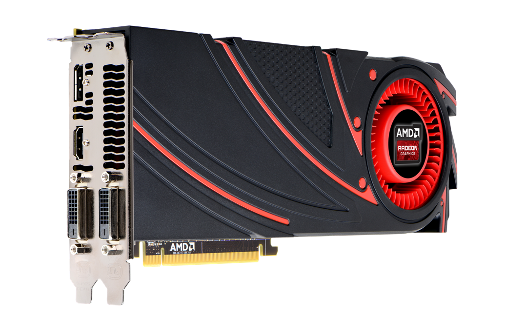 how to set das with amd graphics card