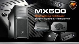Cougar MX500