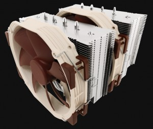 The Incredible Noctua NH-D15