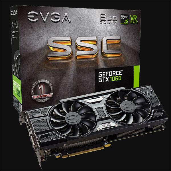 EVGA announces their GeForce GTX 1060 Lineup - TheOverclocker
