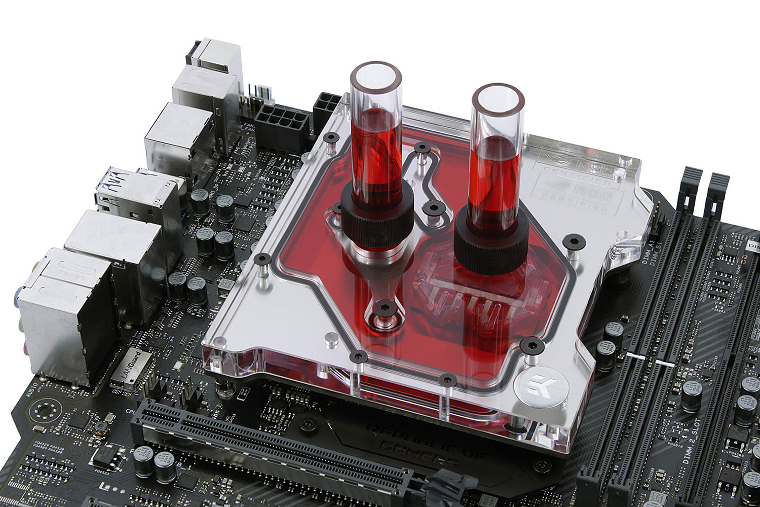 Water Block Archives - TheOverclocker