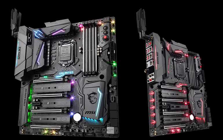 Msi Releases World S Most Feature Packed Amp Powerful Z270