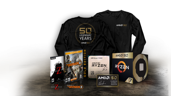 50th anniversary bundle