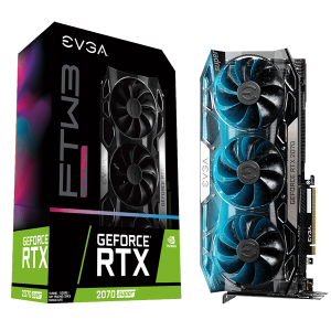 EVGA GeForce RTX Super series