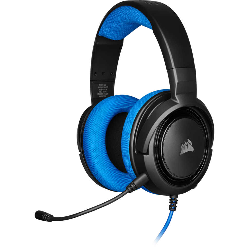 corsair hs35 headset intro picture