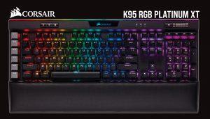 K95 RGB Platinum XT