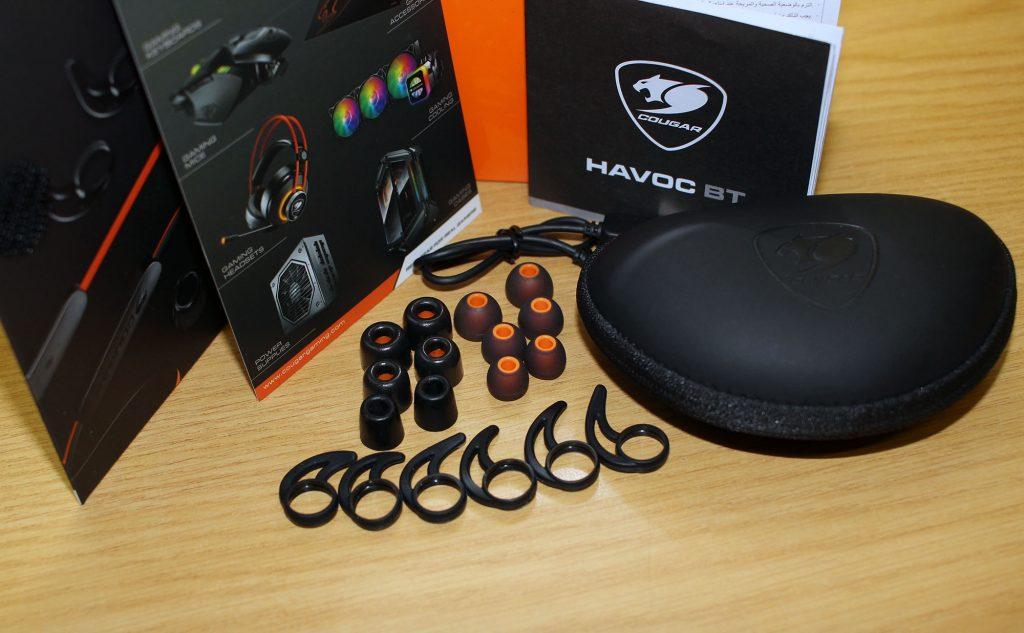 Havoc BT accessories