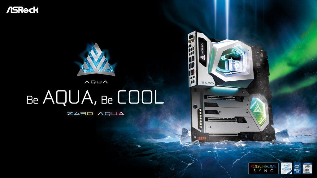 Z490 Aqua