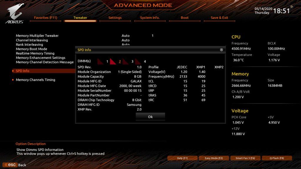 Z490 AORUS PRO-AX UEFI Win