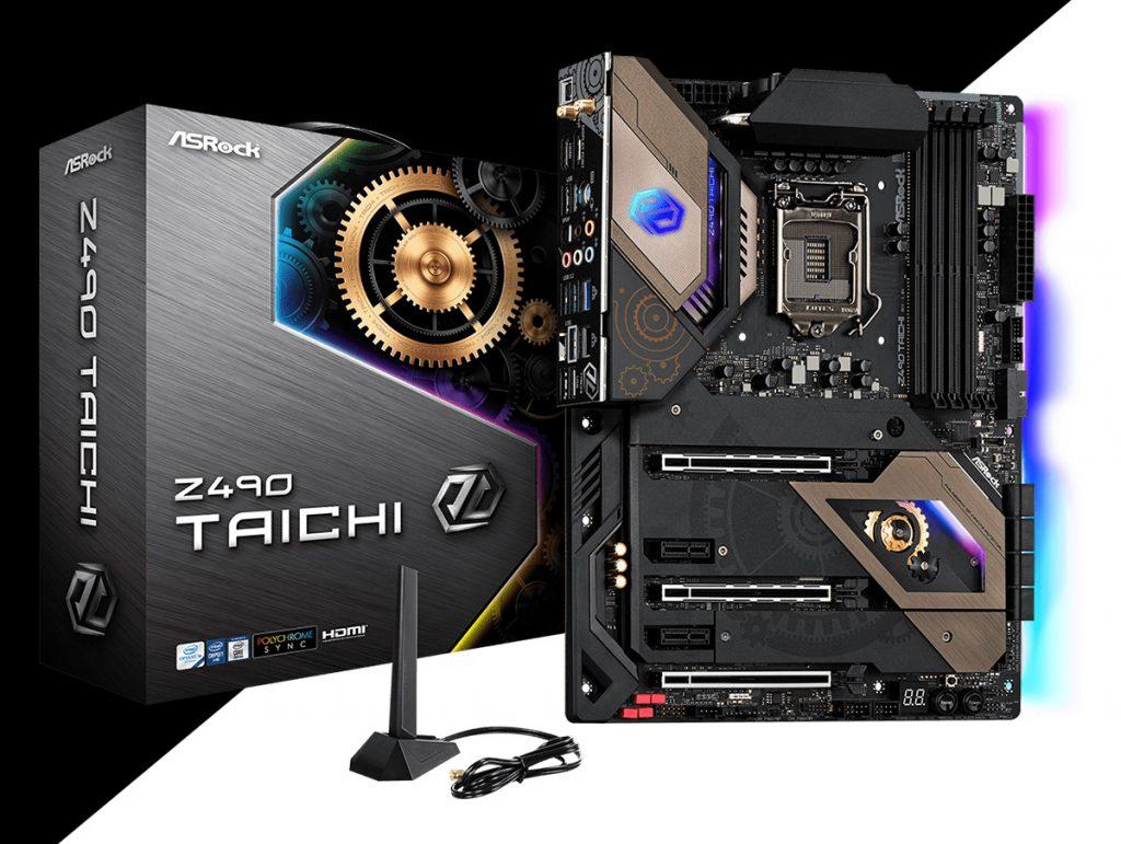 Z490 Taichi