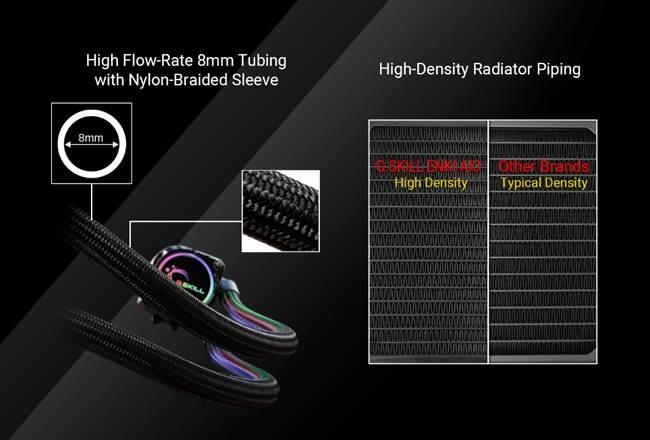 ENKI Series AIO High Density Radiator