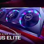 GIGABYTE Launches AORUS Radeon RX 6700 XT ELITE