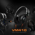 COUGAR Proudly Presents VM410 Over-Ear Headset
