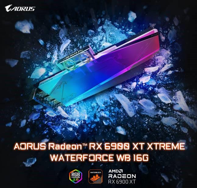 AORUS Radeon RX 6900