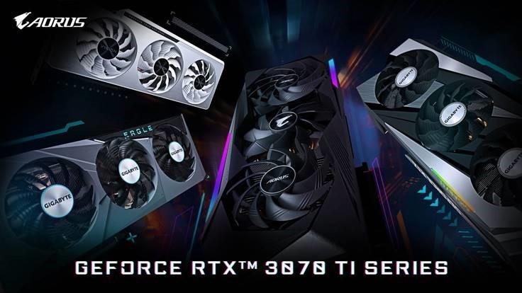 RTX 3080 Ti and RTX 3070 Ti