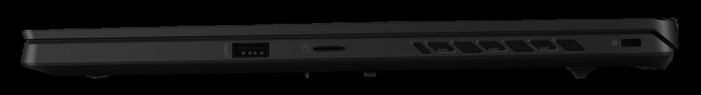 Zephyrus M16 connectivity