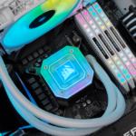 CORSAIR AIO Coolers ready for LGA 1700 Intel® Alder Lake